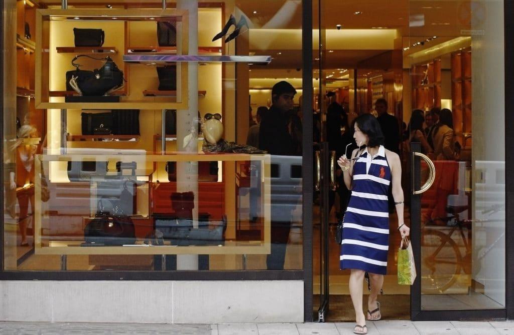 Bourse: La consommation chinoise ralentit le secteur du luxe