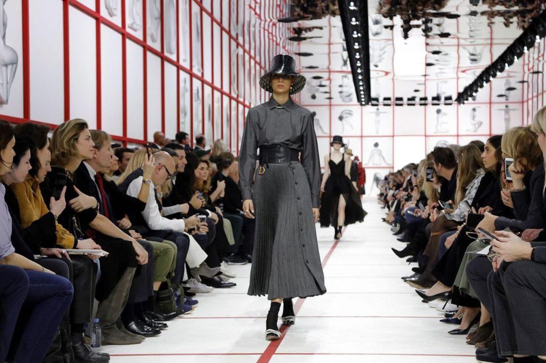 Dior, marque la plus médiatique de la Fashion Week, Armani réouvre son restaurant à Milan et les autres infos du jour.