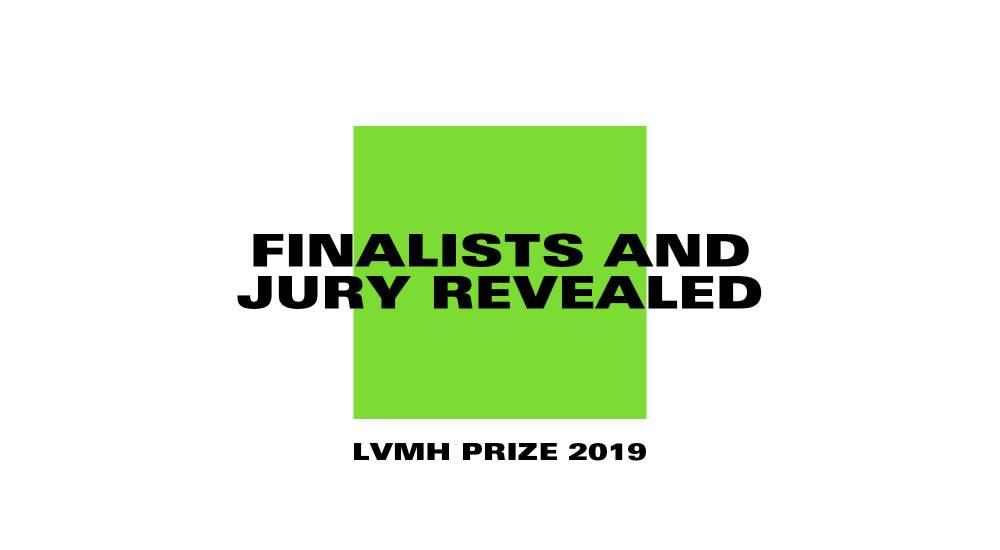 Huit finalistes de tous horizons en lice pour remporter le Prix LVMH