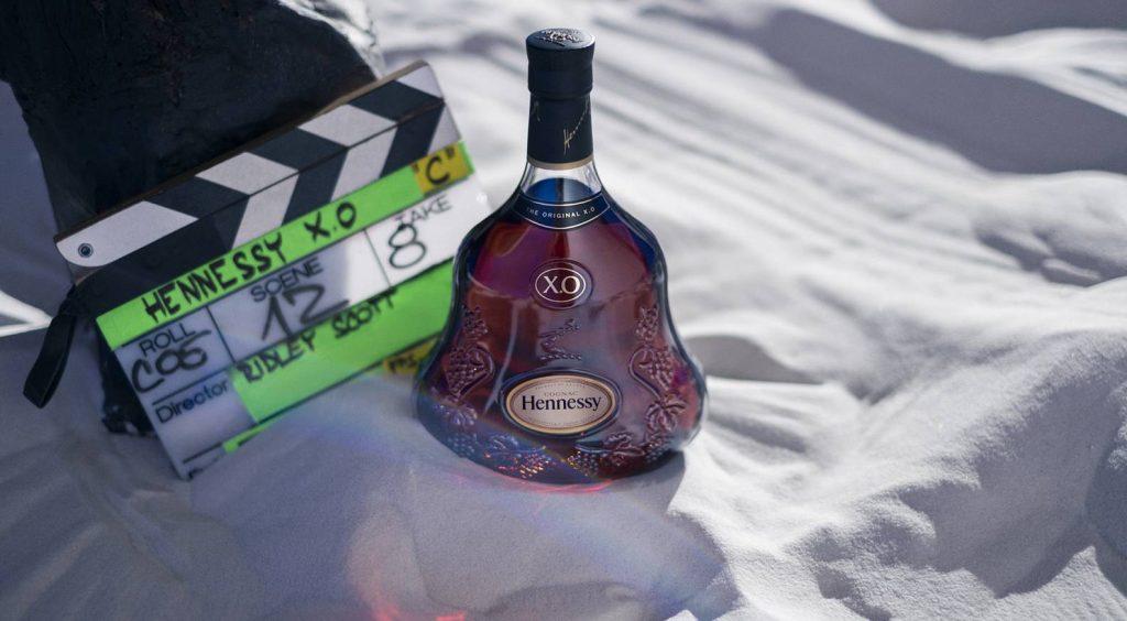 d54feeb28e6fb Ridley Scott signs a mini film for Hennessy Cognac