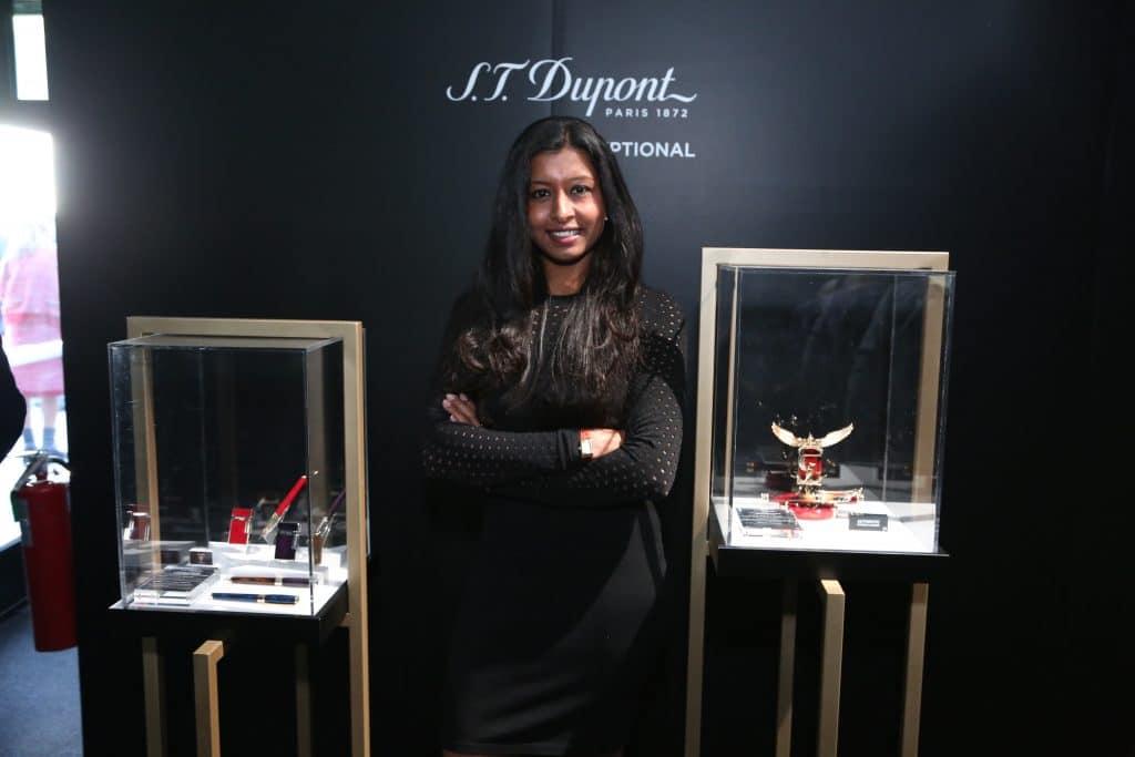 Megha Malagatti (ST DUPONT) : « La seule chose qui est constante, c'est le changement. »