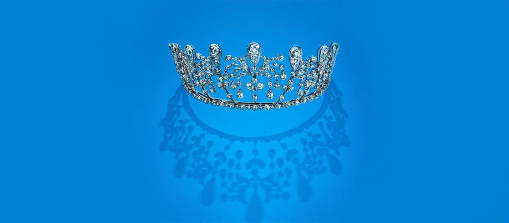 """ed07285035507 Chaumet in Majesty. Jewels of Sovereigns Since 1780"""" exhibition ..."""