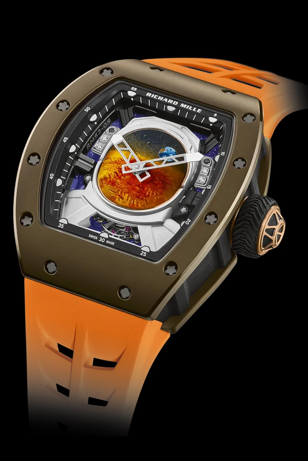 Pharrell Williams Collaborates With The Swiss Watchmaker Richard Mille Luxus Plus