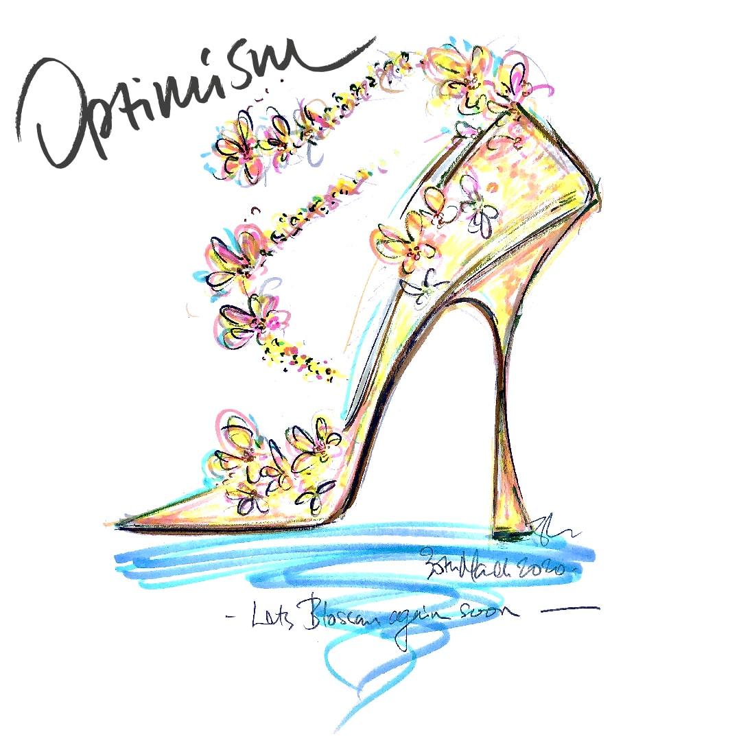 [Luxus+ Magazine] Jimmy choo vous invite à créer les chaussures de vos rêves!
