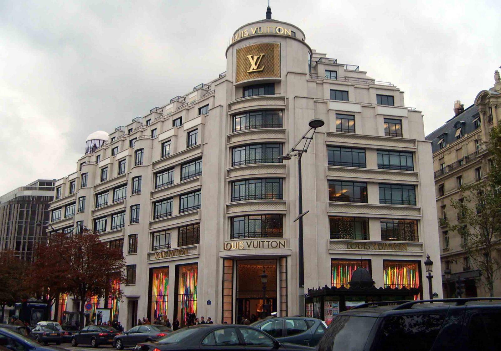 Déconfinement : les mesures en vigueur dans les boutiques de luxe à Paris