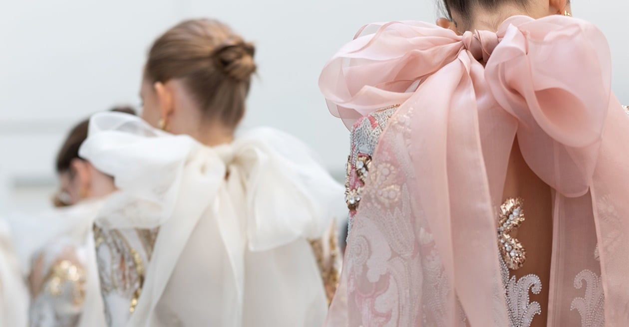 Paris : Comment la fashion week haute couture digitale bénéficie d'une nouvelle visibilité (1/2)
