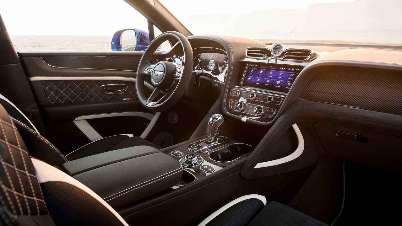 How Does Bentley Want To Update Its Image With The New Bentayga Speed Luxus Plus