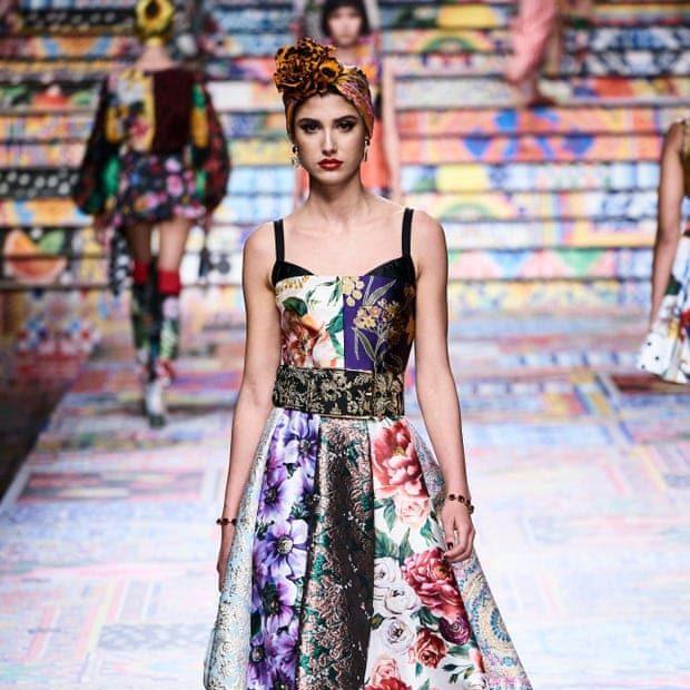 Fashion Week de Milan : Un défilé de couleurs avec Missoni, Fendi, Dolce & Gabbana et Brunello Cucinelli