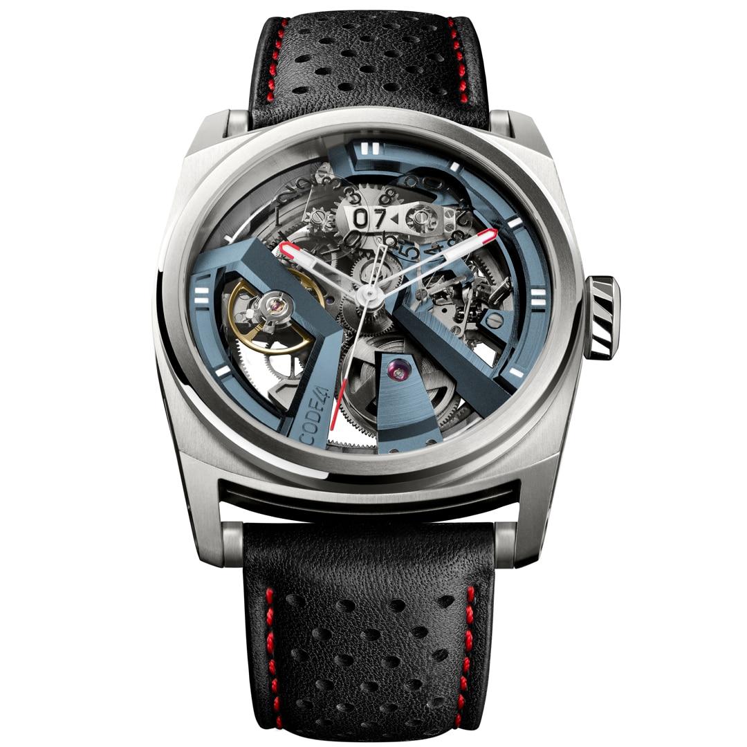 DNVB : Code 41, un regard moderne sur l'horlogerie de luxe
