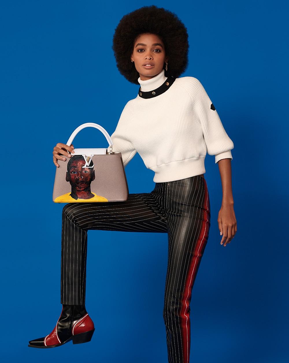 Artycapucines : Les six nouvelles métamorphoses de l'iconique sac Louis Vuitton Capucines
