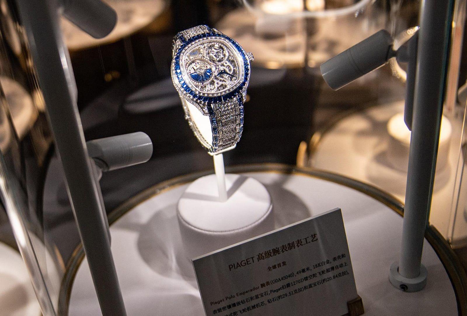 Les salons horlogers du monde lourdement touchés par la pandémie