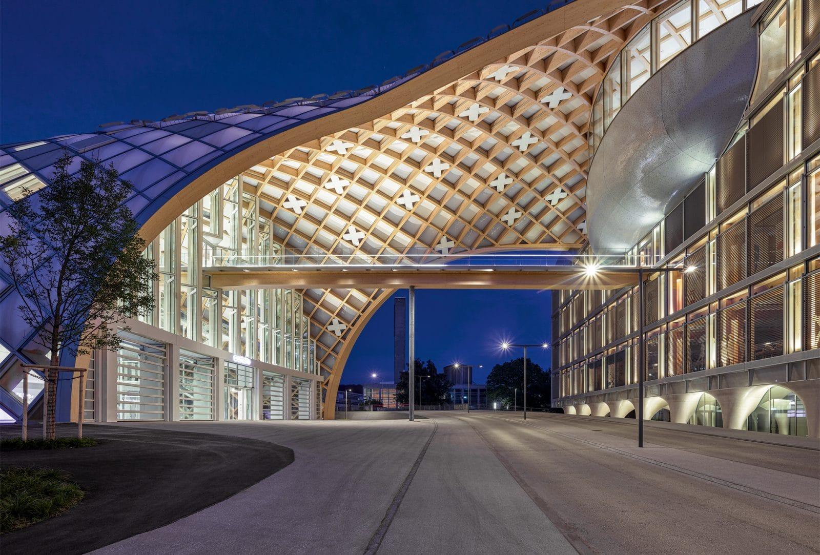 L'architecture : Levier de communication ultime pour les marques de luxe