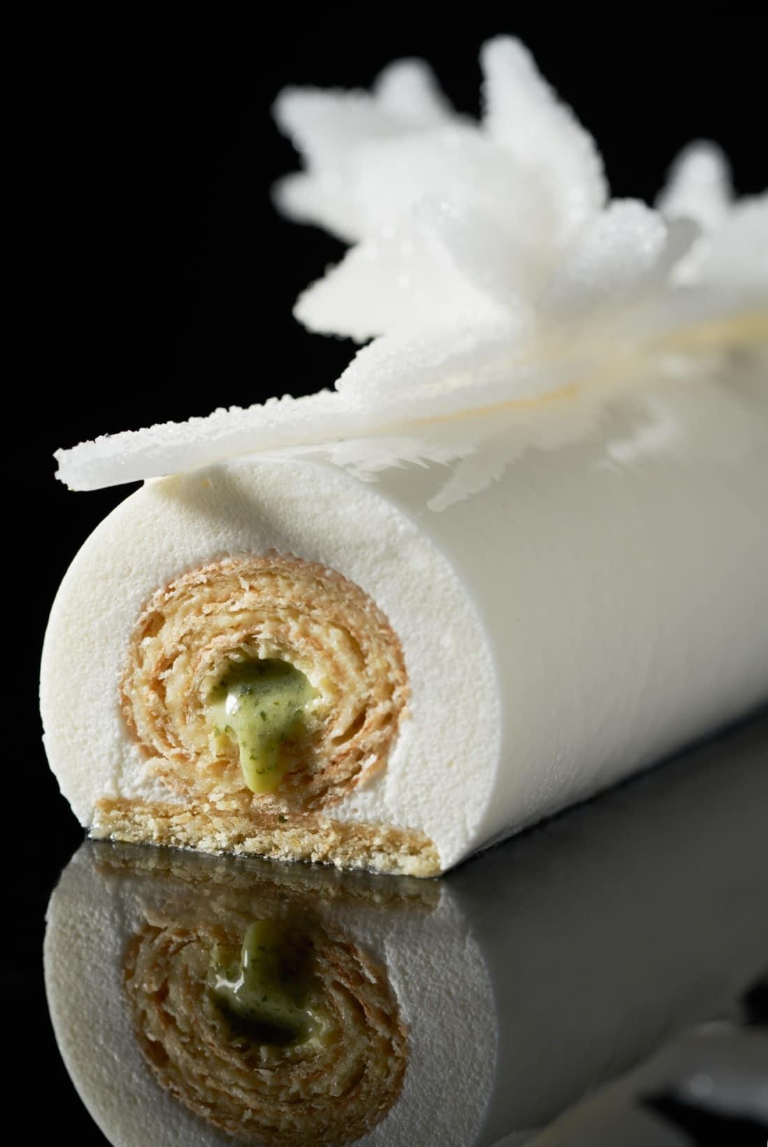 [Luxus+ Magazine] Gastronomie : Les plus belles bûches de Noël 2020 par des grands pâtissiers